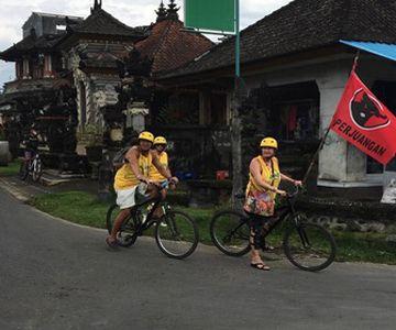 Take a bike, ride and meet the real Bali around Bangli
