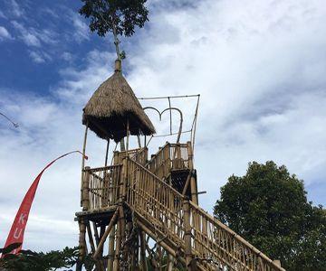 Bezoek de uitkijktoren van Kubulan in Tigawasa